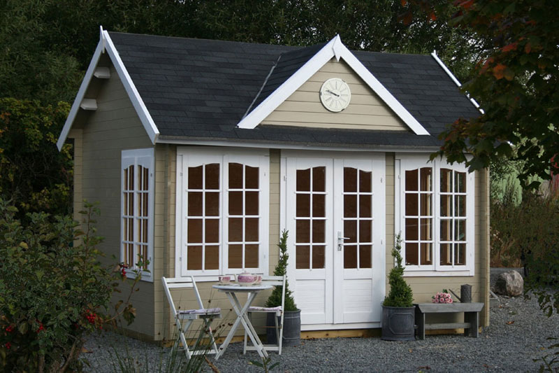 Gartenhaus aufbauen lassen   Aufbauservice deutschlandweit
